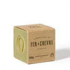 Sapone di Marsiglia all'olio d'oliva Cubo 100 g