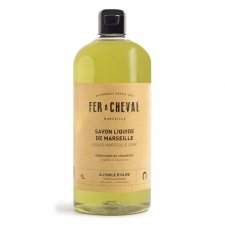 Sapone liquido Marsiglia all'olio di oliva 1 litro