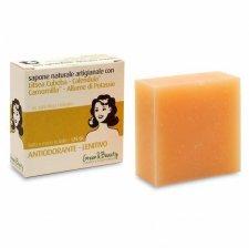 Sapone Cosmetico antiodorante e lenitivo