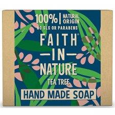Sapone Vegan al TEA TREE plastic free