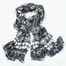 Ophelia bamboo scarf
