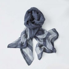 Adira hemp scarf