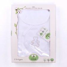 Set abbigliamento per neonati in cotone biologico in scatola regalo
