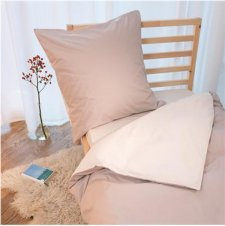 Set Duvet Cover and Pillow organic cotton