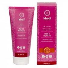 Shampoo Ayurvedico alla Rosa rigenerante e nutriente