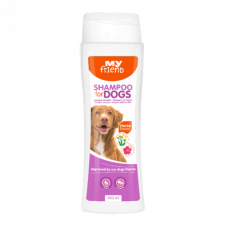 Shampoo per CANI naturale MYFRIEND 400 ml