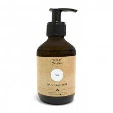 Shampoo per la Barba Pure senza profumo bio vegan