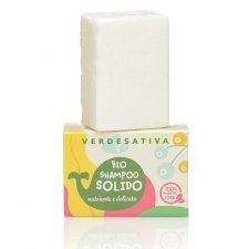 Shampoo SOLIDO Nutriente e Biodegradabile alla Canapa Bio Vegan