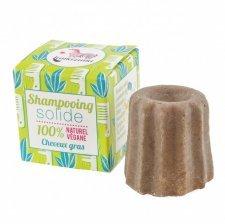 Shampoo solido per capelli grassi alla Litsea Citrata