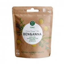 Shampoo Tonic in Compresse Bio Vegan Zero Waste