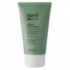 Shaving organic cream Avril