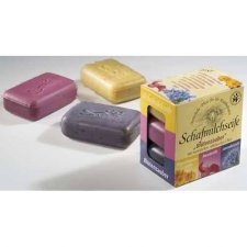 Sheep milk soap 3 Flowers - 3 pcs