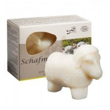 "Sheep milk soap ""white sheep"""
