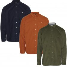 Shirt Elder in corduroy organic cotton
