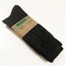 Short socks in Baby Alpaka and Wool