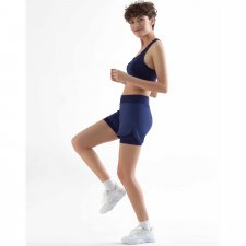 Shorts donna da allenamento in PET riciclato