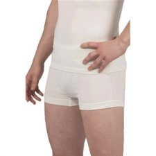 Shorts in bamboo and castor-oil