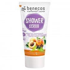Shower scrub Benecos Apricot and Elderflower
