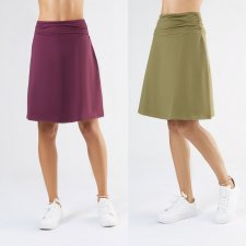 Skirt in organic cotton