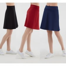 Skirt in organic cotton
