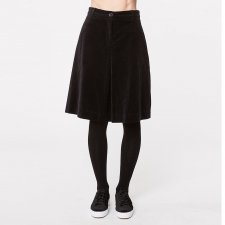 Beatrice velvet skirt in organic cotton