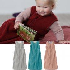 Sleeping bag in organic boiled wool Disana