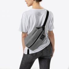 Sling Backpack Luca in Cotone Biologico e Caffè
