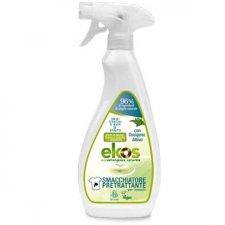 Smacchiatore pretrattante per tessuti EKOS spray mousse 500 ml