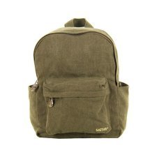 Small back pack in hemp