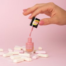 Smalto naturale Happy Nails - bubble gum