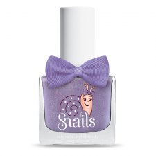 Snails washable nail polish - Purple Comet
