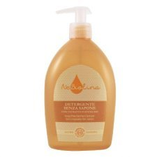 Soap free dermo cleanser with organic oat