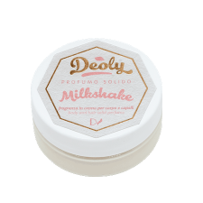 Solid Perfume Deoly Milkshake for body and hair