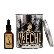 Soothing beard and shaving oil Mr.Echo