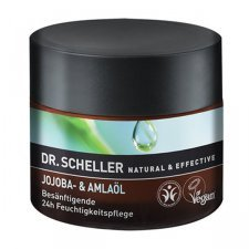 Soothin 24h moisturizing cream with Jojoba and Amla Oil organic - Dr Scheller