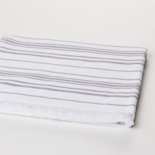 Spa sauna towel big white in organic cotton