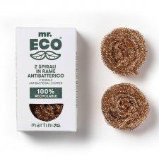 Spirali in rame antibatterico 100% riciclabile - 2 pezzi