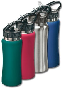 Sporter bottle in stainless steel - 500ml