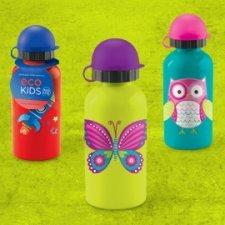Stainless steel kids bottle