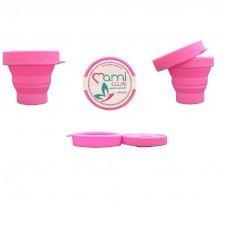 Sterilizzatore contenitore per la coppetta mestruale