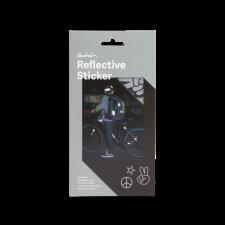 Sticker Satch catarifrangenti per ragazzi ciclisti