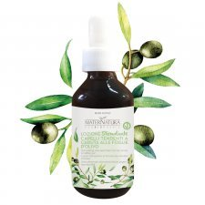 Stimulating Olive Leaf Lotion for Hair Prone to Falling Out