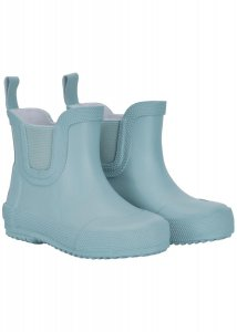 Stivaletti da pioggia bassi per bambini piccoli in gomma naturale