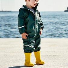 Stivali da pioggia Basic per bambini in gomma naturale
