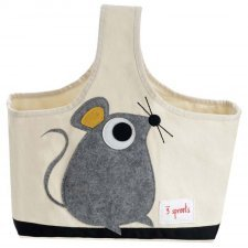 Storage Caddy Mouse 100% cotton