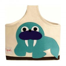 Storage Caddy Walrus 100% cotton