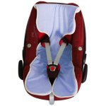 Stroller and baby car seat pad
