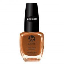 Suncoat the Peelables nail polish water based - Copacabana