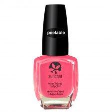 Suncoat the Peelables nail polish water based - Pink Dahlia