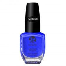 Suncoat the Peelables nail polish water based - Lovely Lapis